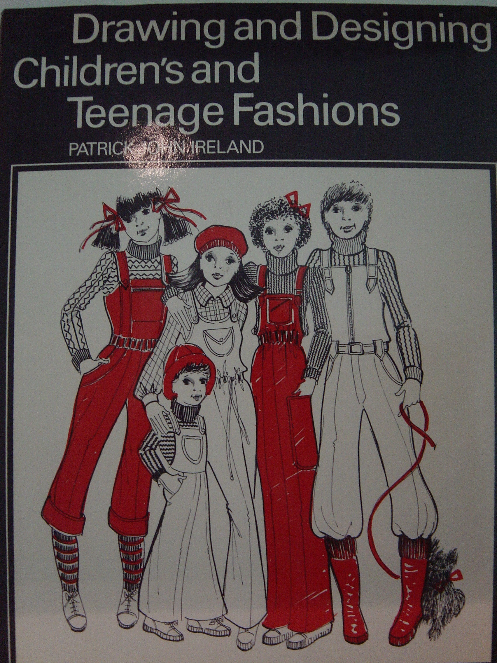 Image for Drawing and Designing Children's and Teenage Fashion