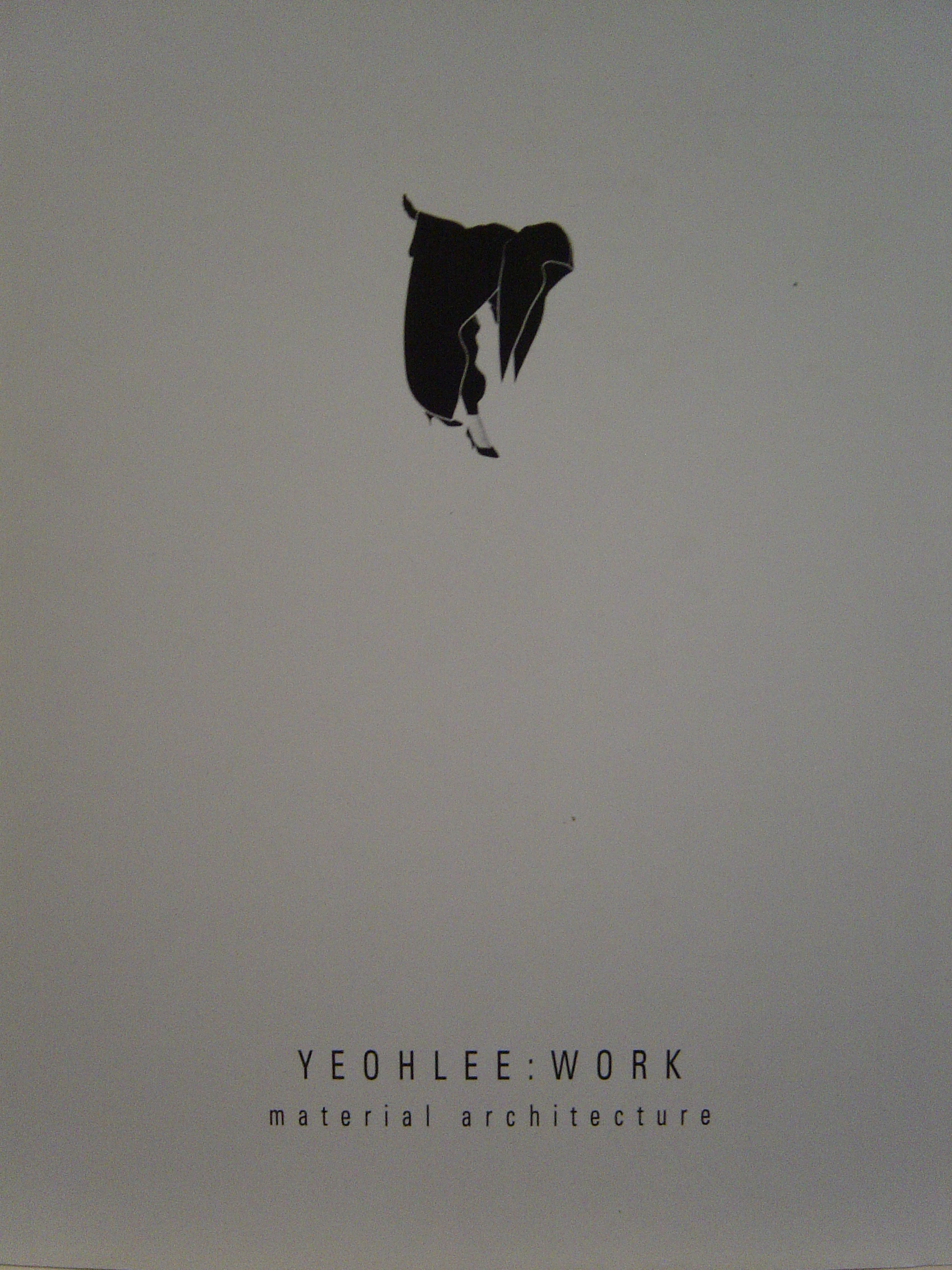 Image for Yeohlee :Work: Material Architecture