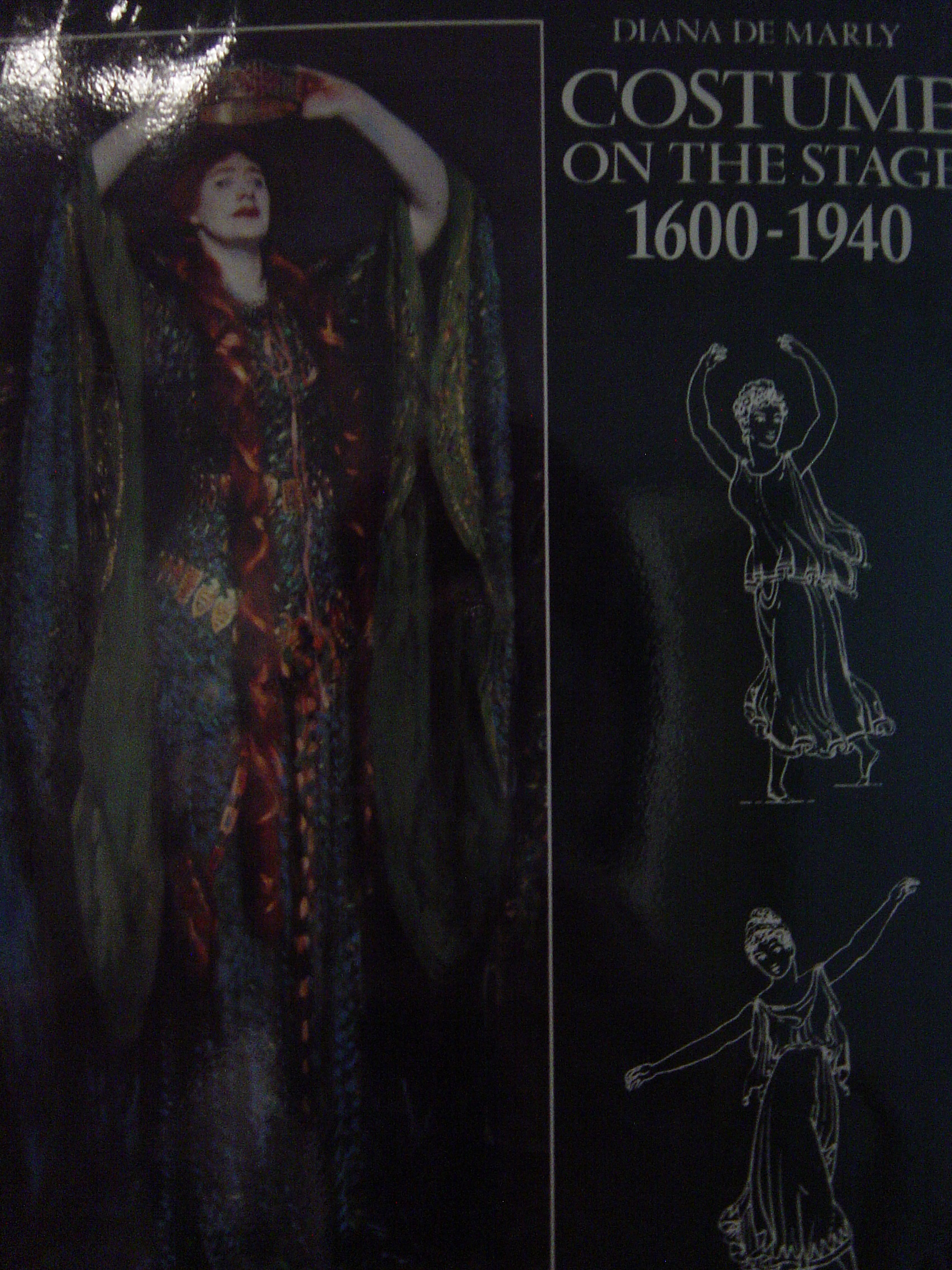 Image for Costume on the Stage 1600-1940