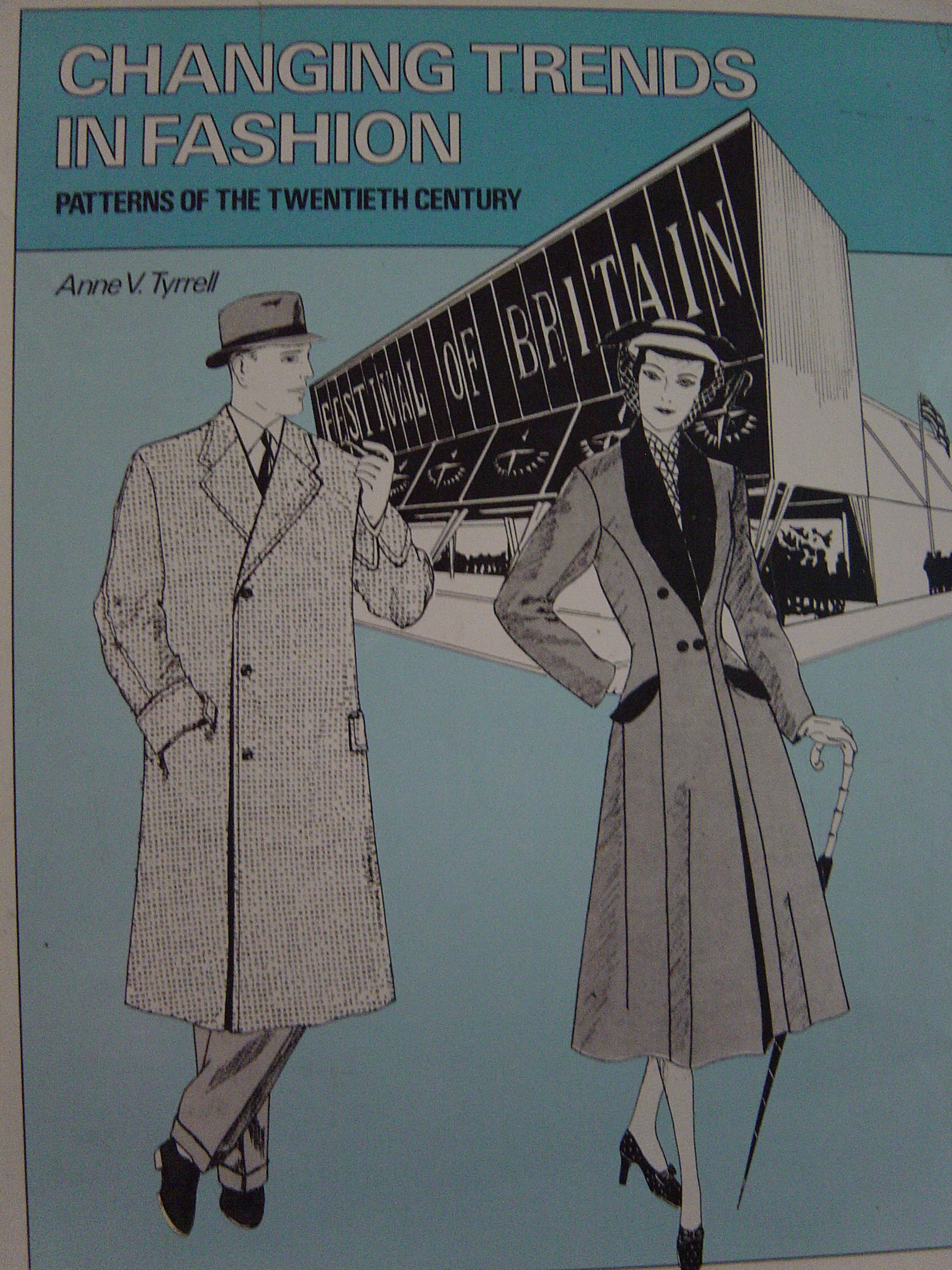 Image for Changing Trends in Fashion: Patterns of the 20th Century 1900-1970