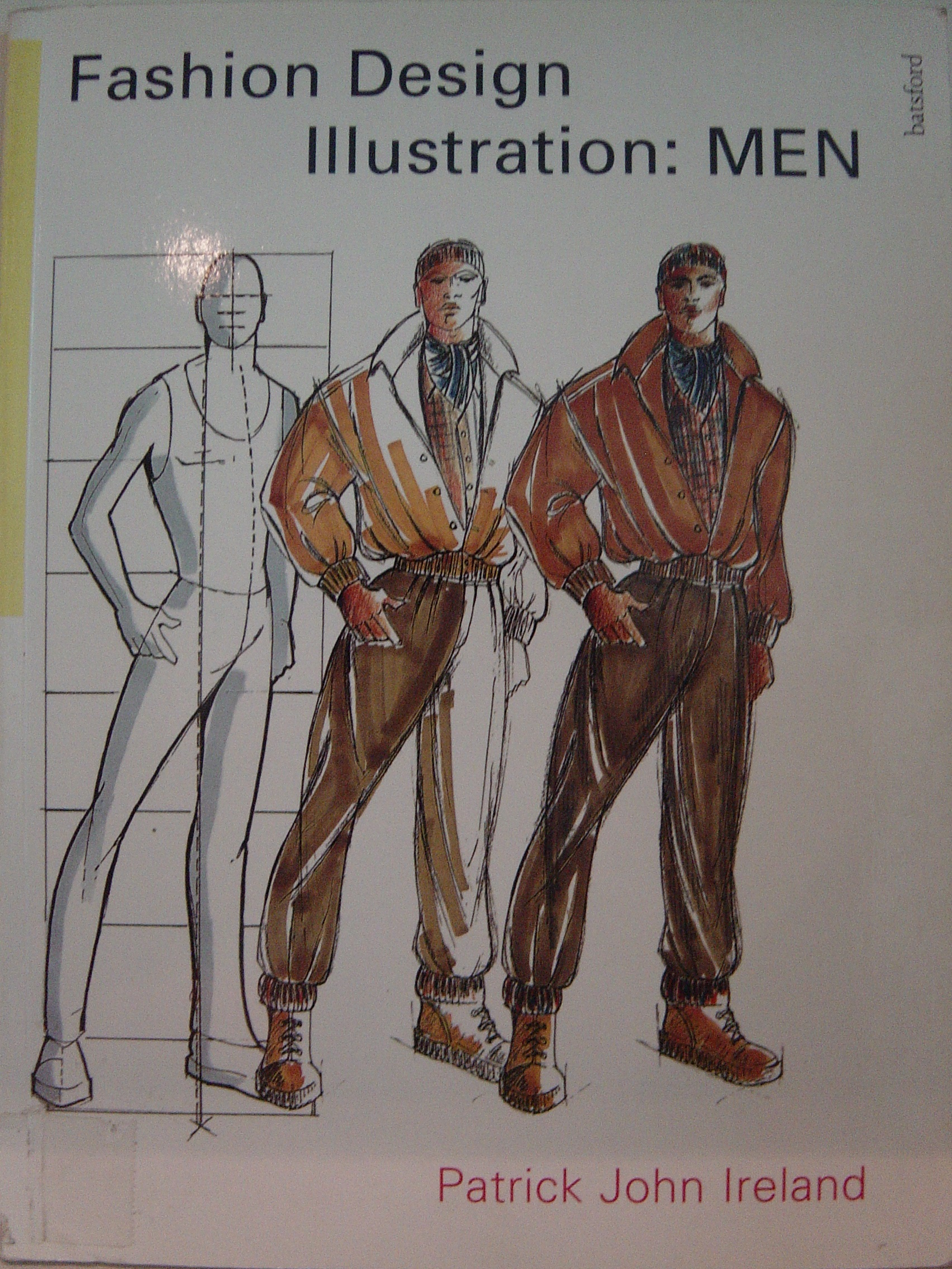 Image for Fashion Design Illustration: Men