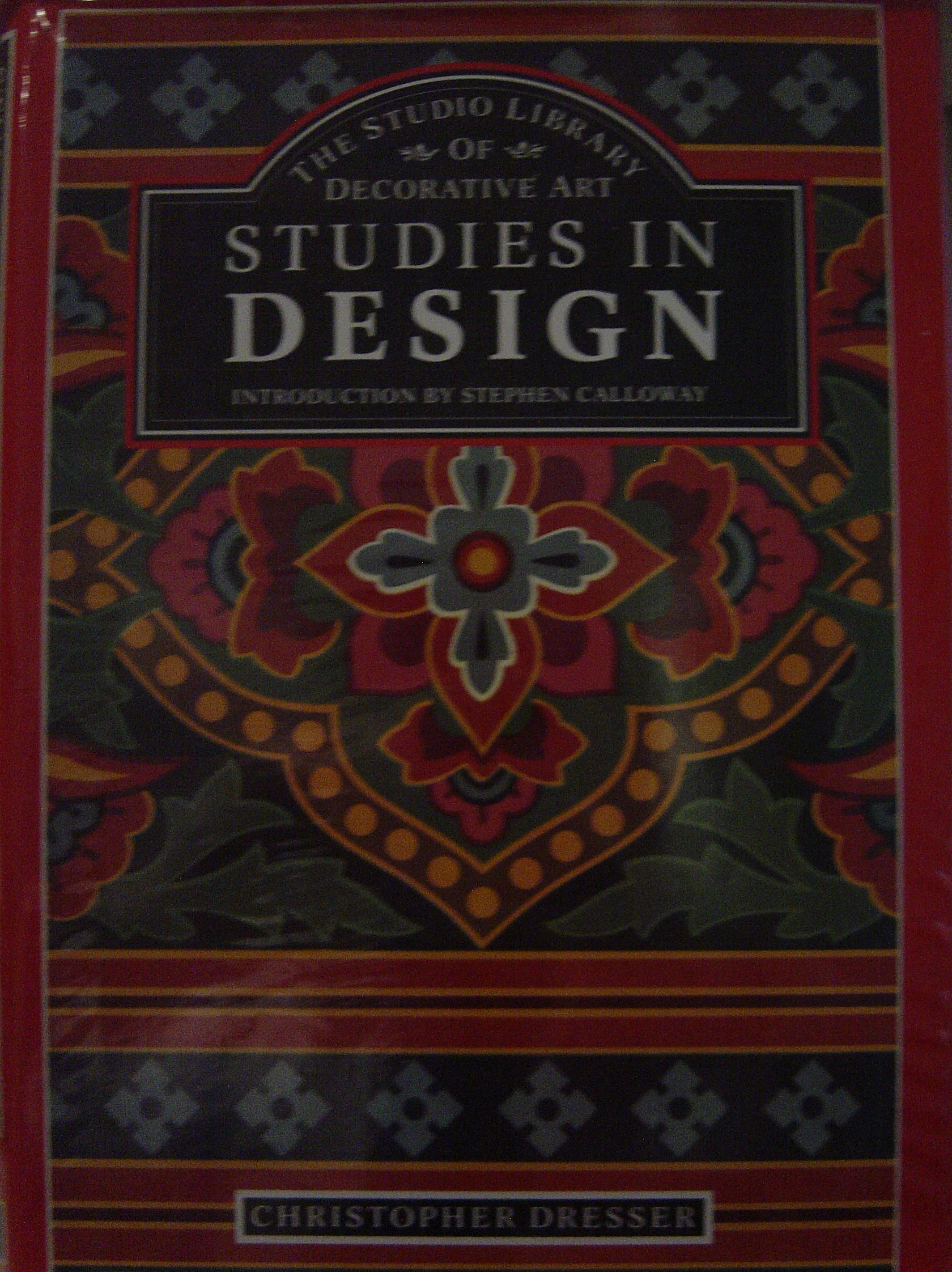 Image for Studies in Design