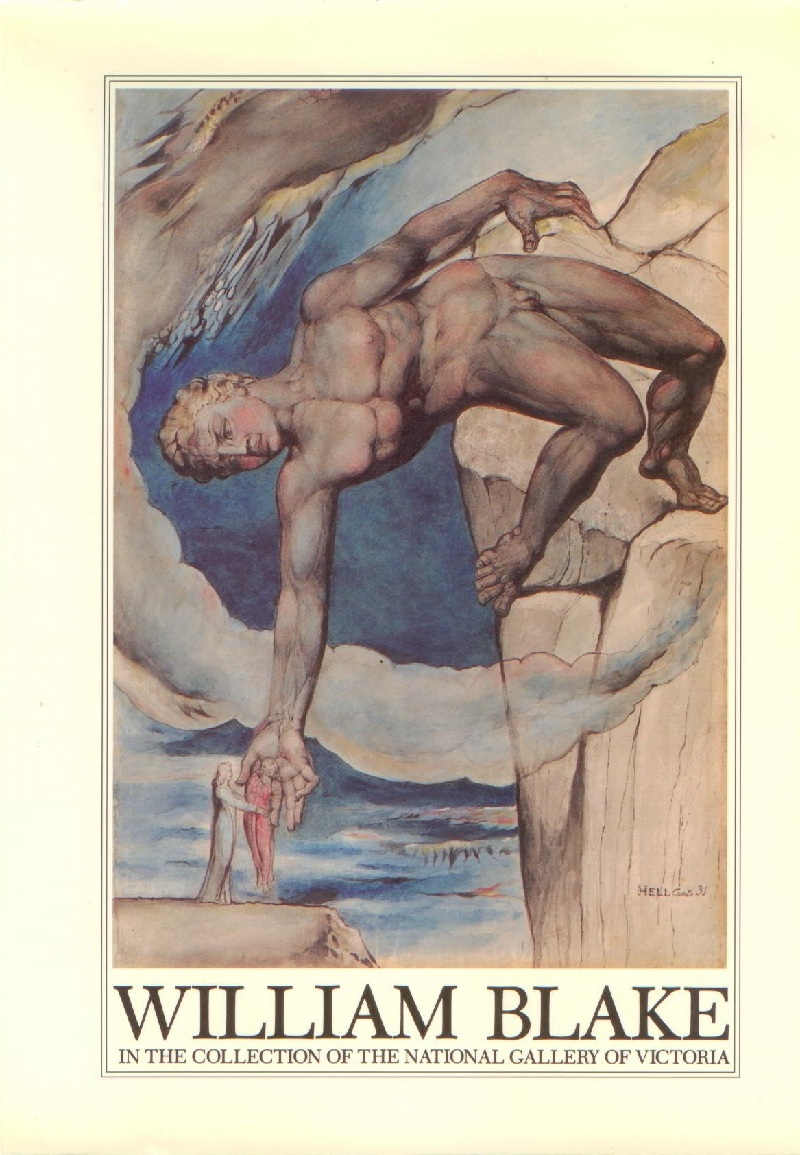 Image for William Blake in the Collection of the National Gallery of Victoria