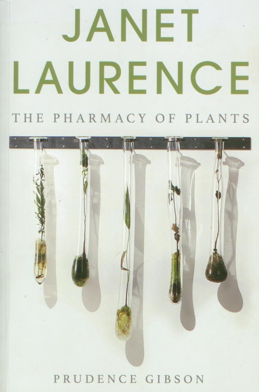 Image for Janet Laurence: The Pharmacy of Plants